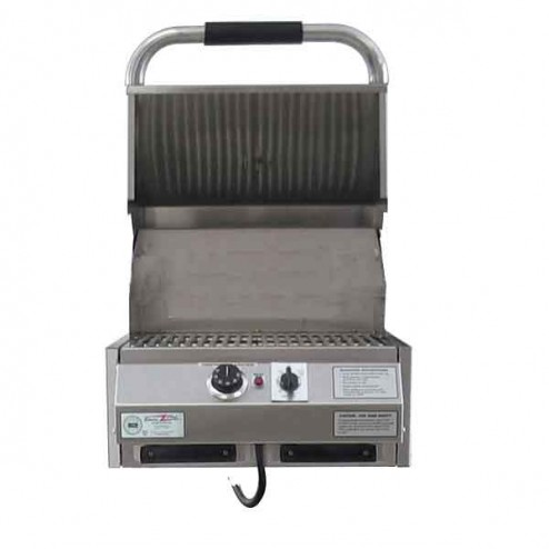 "Electri-Chef 4400 Series 16"" Island Built-In Barbecue Grill"