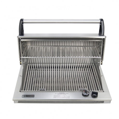 FireMagic 31-S1S1N-A Deluxe Classic NG Built In Grill