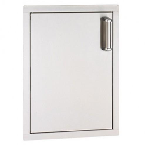 FireMagic 53920SC-L Flush Stainless Steel Single Access Left Swing Door