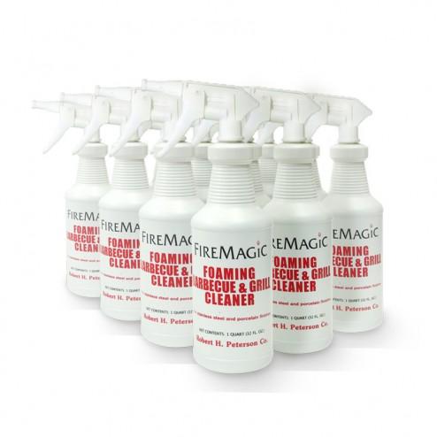 FireMagic 3585-12 Case of BBQ Cleaner w/Foaming Trigger Bottles