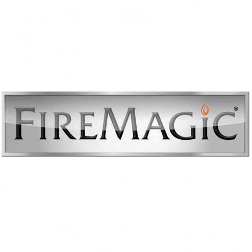 FireMagic 19-7B0N-0 Aurora Power Nat-Gas Burner SS W/Brass Burner