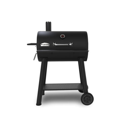 Broil King Smoke Charcoal Barbecue Grill/Smoker -948050