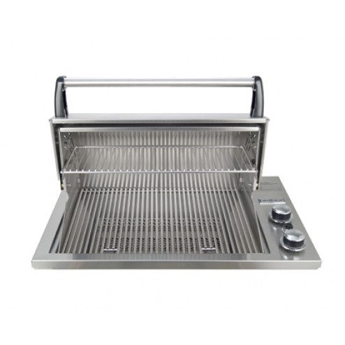 FireMagic 3C-S1S1P-A Legacy Deluxe Gourmet LP Built In Grill