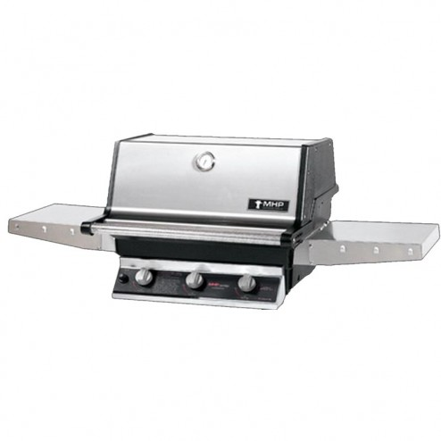 MHP Hybrid Burner Series Gas Barbecue Grills