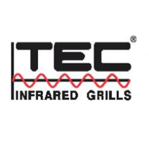 Patio Cover fits 26 Inch Sterling Patio Grill with two Side Shelves by TEC