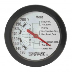 Bayou Classic 5026 Meat Thermometer