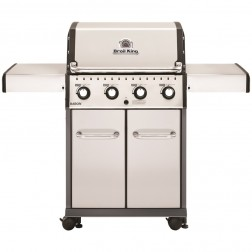 Broil King Baron S420 Natural Gas Barbecue Grill-922557