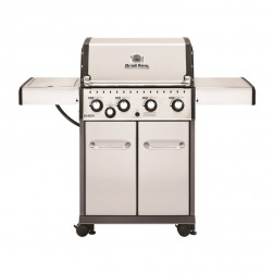 Broil King Baron S440 Natural Gas Barbecue Grill-922567