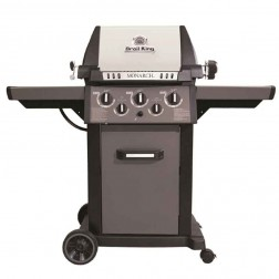 Broil King Monarch 390  Series Natural Gas Barbecue Grill-834287