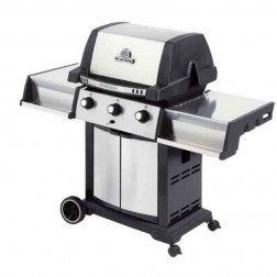 Broil King Sovereign 20 Natural Gas Barbecue Grill-987817