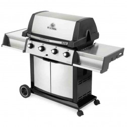 Broil King Sovereign XLS 20 Natural Gas Barbecue Grill-988817