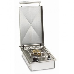 American OutDoor Grill NG Single Side Burner - Drop-In