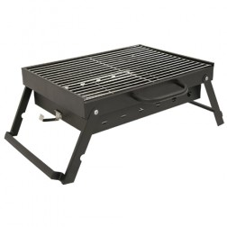 Bayou Classic 500-410 Fold and Go Charcoal Grill