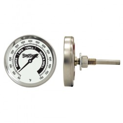 Bayou Classic 500-580 Stainless Grill Thermometer