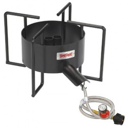 "Bayou Classic SP40 22"" Double Jet Outdoor LP Cooker"