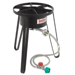 "Bayou Classic SP50 14"" Tall LP Outdoor Cooker"