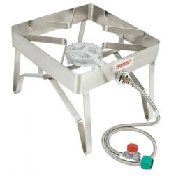 Bayou Classic 1114 LP Stainless Steel Patio Stove