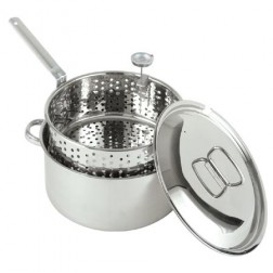 Bayou Classic 1101 10-Qt Fry Pot