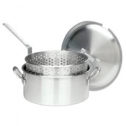 Bayou Classic 1350 14-Qt Fry Pot