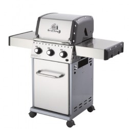 Broil King Baron S320 Natural Gas Barbecue Grill-921557