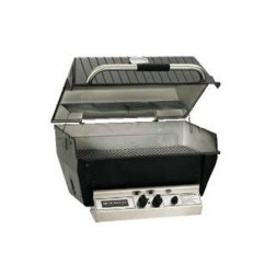 Broilmaster Deluxe H3XN NG Barbecue Grill Head
