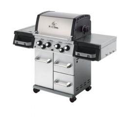 Broil King Imperial S490 Natural Gas Barbecue Grill-956887