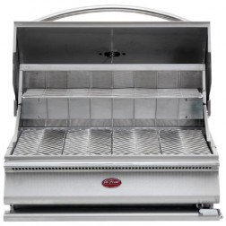 Cal Flame G-Series BBQ09G870 Charcoal Built-in Barbecue Grill