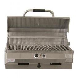 "Electri-Chef 4400 Series 32"" Marine Built-In Barbecue Grill w/ Single Temp. Control"