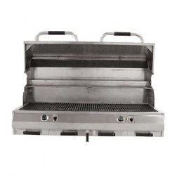 "Electri-Chef 8800 Series 48"" Marine Built-In Barbecue Grill"