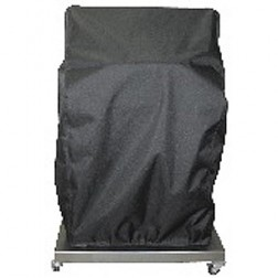 "Electri-Chef 48"" Black Closed Base Grill Cover"