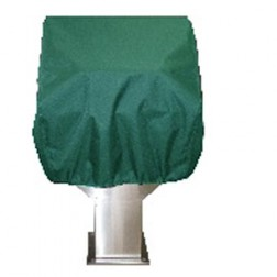 "Electri-Chef Hunter Green 32"" Pedestal Base Grill Cover"