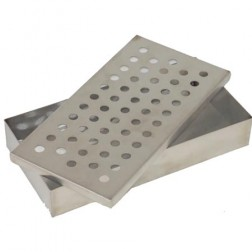 Flagro Silver Giant Stainless Smoker Box