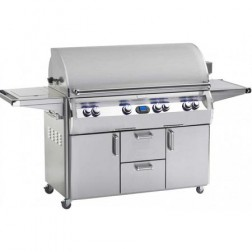 FireMagic Echelon Diamond E1060S-4E1P-62 Propane Barbeque Grill w/Side Burner
