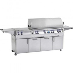 FireMagic Echelon Diamond E1060S-4E1P-71 Propane Barbeque Grill w/Double Side Burner