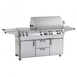 FireMagic Echelon Diamond E660S-4E1P-71 Propane Barbecue Grill w/Double Side Burner