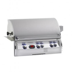 FireMagic Echelon Diamond E790I-4E1N-W NG Barbecue Grill Head w/Window