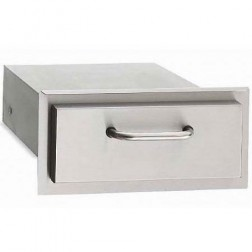 FireMagic 33801 5 1/4 inch x 14 1/2 inch Single Drawer