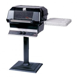 MHP JNR4-N-MPB NG Patio Post Grill