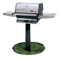 MHP TJK2-P-MPP LP In Ground Post Grill
