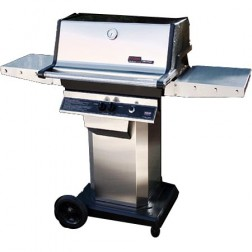 MHP TJK2-PS-OCOL-OCP LP Cart Grill
