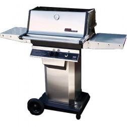 MHP TJK2-PS-OCOL-OCP LP Cart Grill