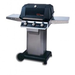 MHP WRG4DD-PS-OCOL-OCP LP Infrared Cart Grill