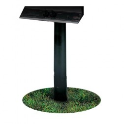 MHP MPP In-Ground Post W/Stainless Steel Tubing