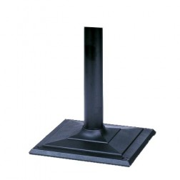 MHP MPB Aluminum Post & NuStone Patio/Deck Mount
