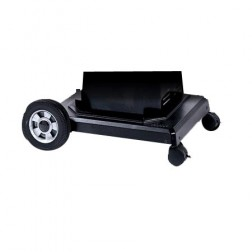 MHP OMP Portable Cart Base W/ Wheels & Locking Casters-LP