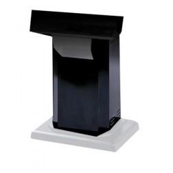 MHP OCOLB Black Aluminum Column