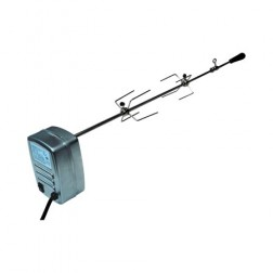 MHP RKMHP Stainless Steel Rotisserie Kit