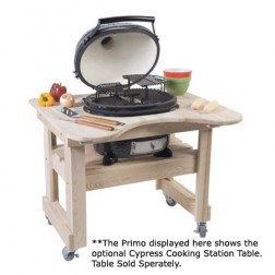 Primo 774 Oval Jr Barbecue Grill & Smoker