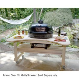 Primo 600 Cypress Table for Oval XL400