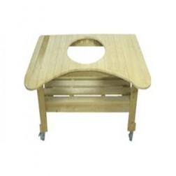 Primo 601 Cypress Table for Kamado